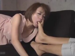 Watch Japanse Lesbian Foot Worshipon largeporntube.asia