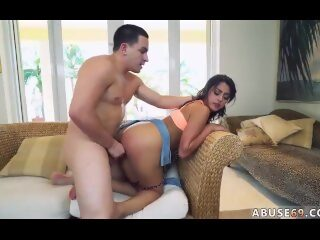 Watch Hardcore scissoring step mom and rough squirt xxx Sophia Leone Gets Iton largeporntube.asia